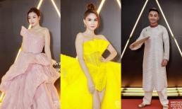 Cập nhật thảm đỏ WeChoice Awards 2020: Ngọc Trinh 'chặt đẹp' dàn sao khi diện trang phục cực 'chói chang', Đỗ Mỹ Linh hóa công chúa kẹo ngọt