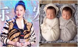 'Song Hye Kyo Trung Quốc' bị tố thuê đẻ con song sinh sau scandal của Trịnh Sảng