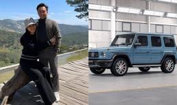Chiều vợ nhất showbiz, Cường Đô La 'tậu' siêu xe hơn 5,7 tỷ và đợi 6 tháng để lấy đúng màu Đàm Thu Trang thích