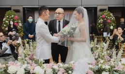 Cựu Á hậu Hồng Kông Chu Tuệ Mẫn kết hôn ở tuổi 40 sau nhiều tai tiếng tình ái