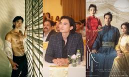 Lê Anh Huy - Thúc Sinh trong phim Kiều: Không có bạn gái là một may mắn, xác nhận 'cảm nắng' Hoạn Thư và Kiều vì quá xinh đẹp