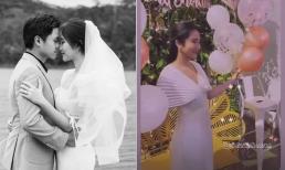 Vợ sắp cưới Phan Thành cao tay phủ nhận tin đồn bầu bí cận ngày trọng đại chỉ với một bức hình