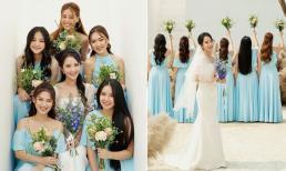Trọn bộ ảnh nét căng của vợ sắp cưới Phan Thành bên dàn phù dâu cực xịn