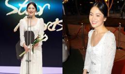 Bộ ảnh Song Hye Kyo 8 năm trước bỗng gây bão trở lại, vòng một nữ thần 'bay màu' khiến dân mạng bất ngờ