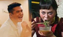 Lâm Vỹ Dạ bị Trương Thế Vinh 'dìm hàng' tơi tả, sao Việt đua nhau bình luận