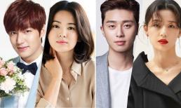 12 diễn viên nổi tiếng Hàn Quốc được mong đợi trở thành cặp đôi K-drama trong năm 2021