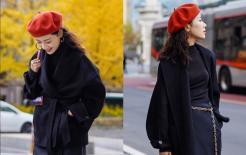 Bộ trang phục 'New Year Red' của blogger thời trang này quá đẹp! Mỗi bộ đều đáng học hỏi