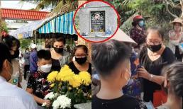 Bố mẹ cùng vợ cũ Vân Quang Long đi phát quà từ thiện tại quê nhà