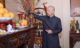 Mâm cơm truyền thống ngày Tết của gia đình NTK Đức Hùng khiến ai cũng nức lòng