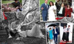 6 hình ảnh cho thấy Meghan không bỏ qua cơ hội nào để biến cuộc đời mình thành một bộ phim Hollywood