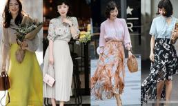 Phụ nữ 40 tuổi mặc gì vào mùa xuân? Chuẩn bị 3 món đồ này, phối hợp kiểu gì cũng đẹp