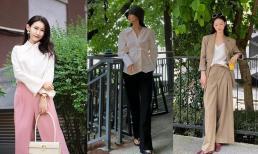 Phụ nữ 30 phù hợp với 'phong cách thời trang trí thức' hơn, ai làm công sở lại càng phù hợp