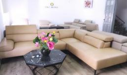 3 mẫu sofa da bò Malaysia sang trọng bậc nhất dành cho căn phòng bề thế
