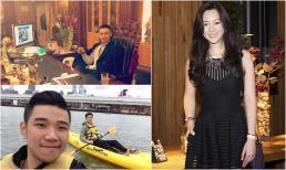 Thế hệ kế cận sáng giá của Tập đoàn Tân Hoàng Minh: Toàn trai tài - gái sắc, du học trường Top đầu ở Mỹ về