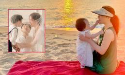 MC Đan Lê kể về nỗi 'thèm thuồng' muốn có một đứa con gái nhưng quyết định dừng vì lý do này