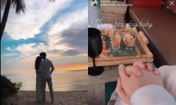 CEO Huy Trần bí mật hẹn hò, tay trong tay chúc mừng sinh nhật 'đả nữ' Ngô Thanh Vân