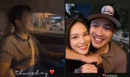 Phillip Nguyễn hạnh phúc gặp lại bạn gái sau một thời gian đón Tết xa nhau