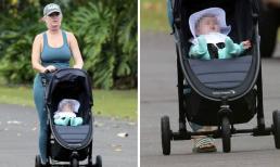 Tiểu công chúa 6 tháng tuổi nhà Katy Perry và Orlando Bloom lần đầu lộ diện