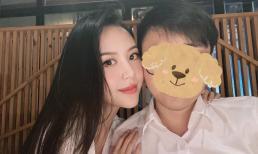 Kỉ niệm 1 năm ngày yêu, Vũ Ngọc Châm được chồng doanh nhân nói 4 từ ngắn gọn nhưng cực ngọt ngào
