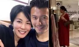 Rộ tin Vương Phi có bầu được tình trẻ Tạ Đình Phong đưa sang Mỹ sinh con