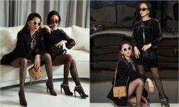 Ngọc Trinh rủ Diệu Nhi tái ngộ bộ ảnh thời trang, 'sống ảo' trong biệt thự 50 tỷ