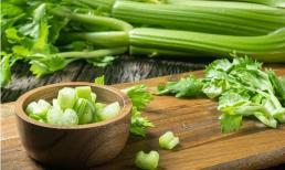 Ăn cần tây vào mùa xuân có nhiều tác dụng tuyệt vời! Nhưng ăn cùng một thứ sẽ hại sức khỏe mà không có dinh dưỡng