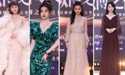 Thảm đỏ Đêm hội Weibo: Địch Lệ Nhiệt Ba chiếm spotlight vì tạo hình gây sốc; Cúc Tịnh Y lộng lẫy như nữ hoàng