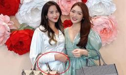 Vợ thiếu gia Phan Thành lộ vòng 2 lớn bất thường khi đi chơi cùng bạn thân