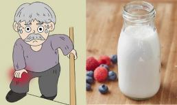 Sự khác biệt giữa một người uống sữa và một người không uống sữa là gì? Bác sĩ: Khoảng cách rõ ràng hơn sau 50 tuổi