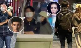 Ngô Kỳ Long đúng là ông chồng của năm: Dẫn Lưu Thi Thi đi hẹn hò mà bảo vệ vợ hơn cả vệ sĩ