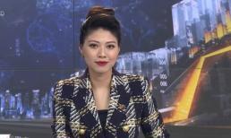 BTV Ngọc Trinh lên sóng trở lại sau nhiều tháng vắng bóng