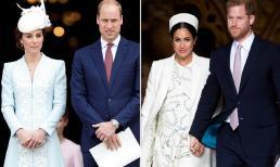 Sau phát ngôn gây phẫn nộ của Harry về Công nương Diana, vợ chồng Kate phải xuất hiện để cứu vãn hình ảnh Hoàng gia