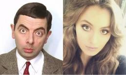 """Có một kiểu di truyền gọi là """"Con gái của Mr.Bean"""", cứ nghĩ là nhan sắc tầm thường, chẳng ngờ lại là tuyệt thế mỹ nhân"""