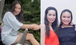 Từng mập ú, con gái Á hậu Trịnh Kim Chi càng lớn càng 'lột xác' và học lực cũng 'đáng nể'