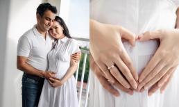 Võ Hạ Trâm báo tin vui đã mang thai con đầu lòng với chồng doanh nhân Ấn Độ, tiết lộ thời điểm sẽ sinh bé