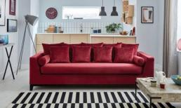 Lựa chọn ghế sofa nhập khẩu cao cấp màu nào cho gia chủ mệnh Hỏa?