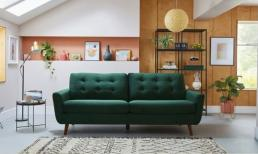 Kinh nghiệm chọn ghế sofa phòng khách phong thủy cho người mệnh Thủy