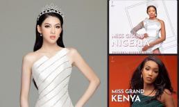Vì nhiễm Covid-19 khi thi Miss Grand tại Thái Lan mà đã có 2 nàng hậu bị loại: Cư dân mạng không khỏi lo lắng cho Ngọc Thảo