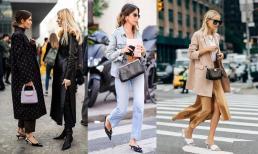 4 đôi giày thời trang nhất mùa Xuân, bạn chọn đôi nào?
