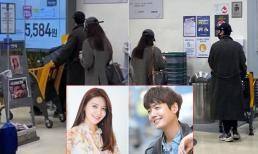 'Nữ thần chân dài' Sooyoung (SNSD) bị bắt gặp đi hẹn hò với tình yêu 9 năm - diễn viên Jung Kyung Ho
