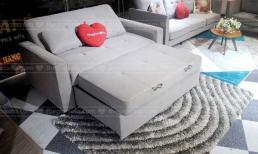 Lưu ý cần biết khi mua và bảo quản sofa giường đa năng 2 trong 1