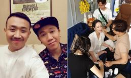 Sao Việt 5/3/2021: Anh Đức có động thái sau khi vắng mặt ở buổi ra mắt phim của Trấn Thành; Nhật Kim Anh xinh đẹp trong hậu trường make-up