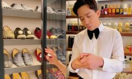 Trấn Thành quay clip hé lộ căn phòng đồ hiệu trong ngôi nhà mới: Từ giày dép đến quần áo, nước hoa đều toát ra mùi tiền