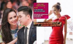 NS Phương Dung tiết lộ sẽ tặng kiềng vàng nếu Diễm Hương làm cô dâu, nghi vấn ly hôn lại rộ lên