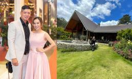 Bà xã Bình Minh tiết lộ 'tình cảm sứt mẻ' với chồng vì lý do không ngờ