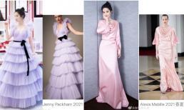 Tại sao minh tinh Cbiz tranh nhau diện đồ 'Haute Couture'? Nhìn tủ đồ này của Lưu Diệc Phi là biết đẳng cấp của 'Thần tiên tỷ tỷ'