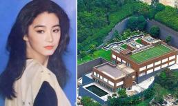 Choáng ngợp với dinh thự của 'Đông Phương Bất Bại' Lâm Thanh Hà ở Hồng Kông