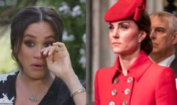 Meghan kể chuyện bị trầm cảm lúc bầu 5 tháng, tố chị dâu Kate từng khiến mình bật khóc