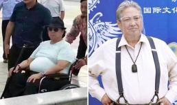 Từng phải ngồi xe lăn vì bệnh tật 'tình cũ của Phạm Băng Băng' bất ngờ tái xuất với hình ảnh đáng kinh ngạc