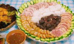Cách làm bún đậu mắm tôm: Muốn thịt luộc được ngon, mắm tôm bông mịn như ngoài hàng, đừng bỏ qua bước này